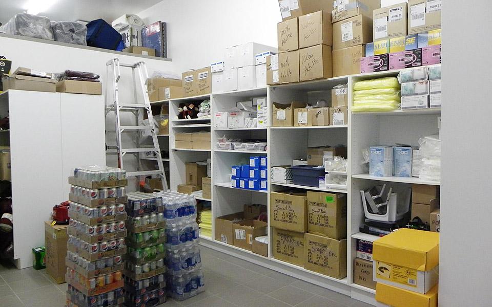 Les ambulances gilbert matane installations for Entrepot du meuble quebec